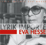 "Eva Hesse - ""LYRIK IMPORTE"" - CD-Coverabbildung"